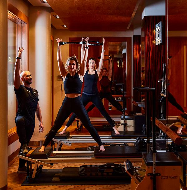 KX offers 80 classes a week as part of its membership, including Pilates / photo: Steven Joyce