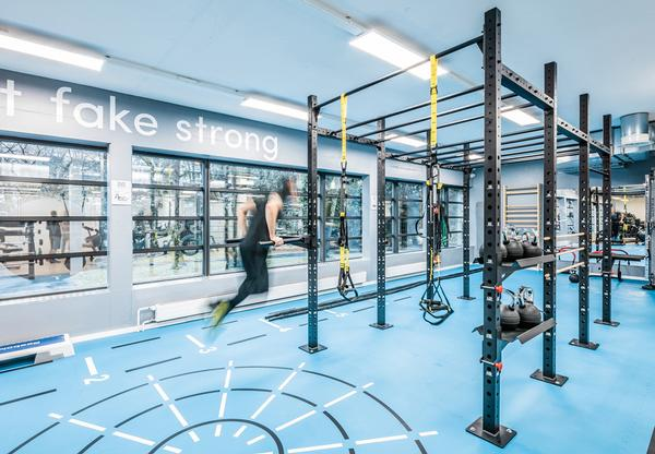 NonStop Gym currently has 18 locations in Switzerland / photo: FUNXTION
