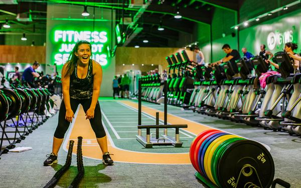 Members are loyal to the brand, says Peacock, and see fitness as an 'absolute priority' / photo: JD Gyms