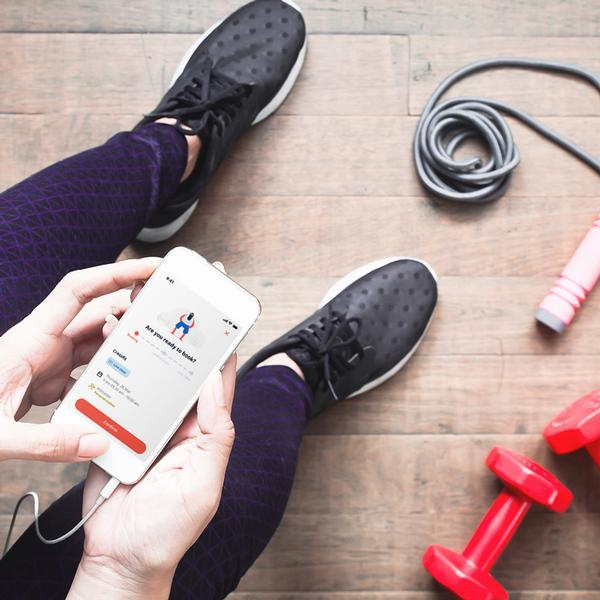 The Gympass fitness solutions sit at the heart of the offer