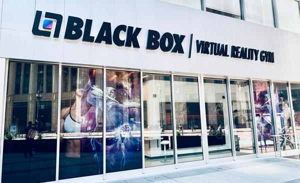 Black Box VR currently has two dedicated locations, plus boxes in four EōS Fitness clubs