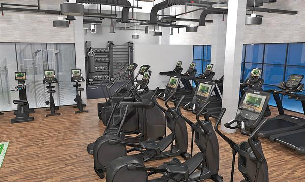 Aneurin Leisure has installed Precor's 800-line cardio at all three of its sites / photo: Aneurin Leisure