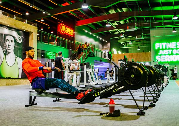 JD Gyms aims to attract people who are serious about training and who visit regularly – some more than once a day / photo: JD Gyms