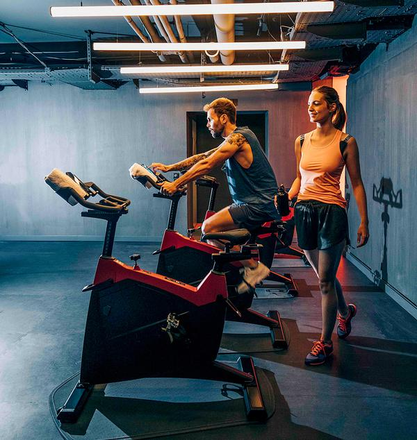 Pullman Power Fitness fuelled by Les Mills is being rolled out globally / photo: pullman power fitness, accor