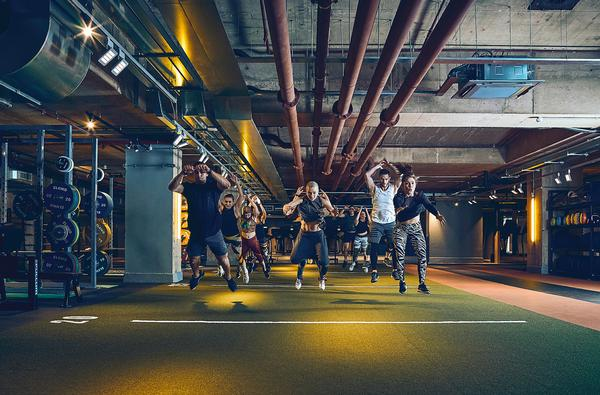 Gymbox is looking to work with businesses that want to create wellness facilities for employees