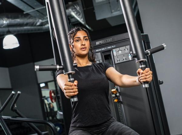 Anytime Fitness Addlestone is fully equipped by Precor / photo: precor