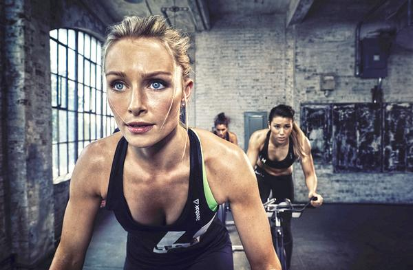 Les Mills has recently introduced daily workouts led by rockstar trainers