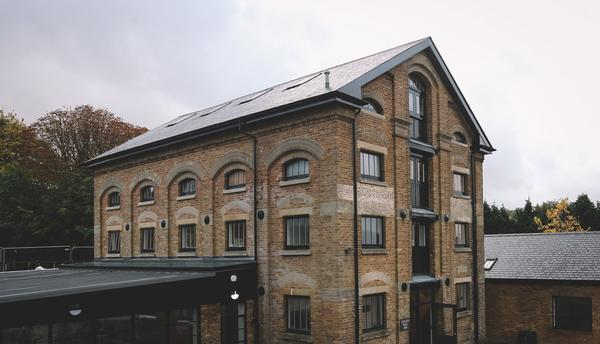 Station Mill: aiming for the high-end
