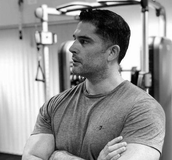 Andy McGlynn has been in the fitness industry for 18 years as a trainer and mentor / photo: Gsquared