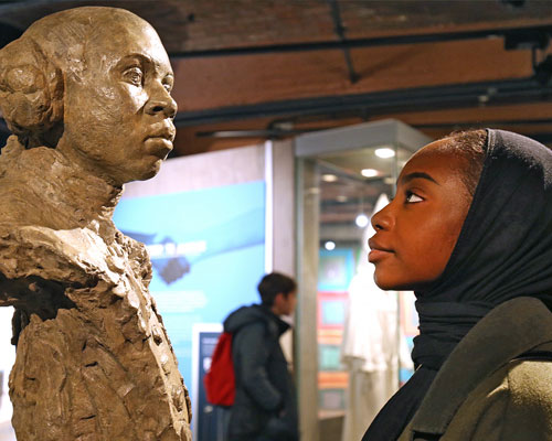 Black Lives Matter and museums