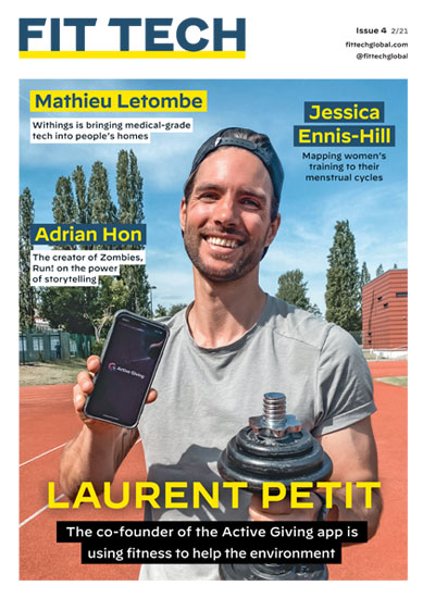 Fit Tech magazine 2021 issue 2