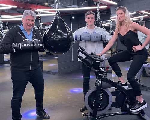 Robert Rowland,Hilary Rowland, Joe Cohen: United Fitness Brands
