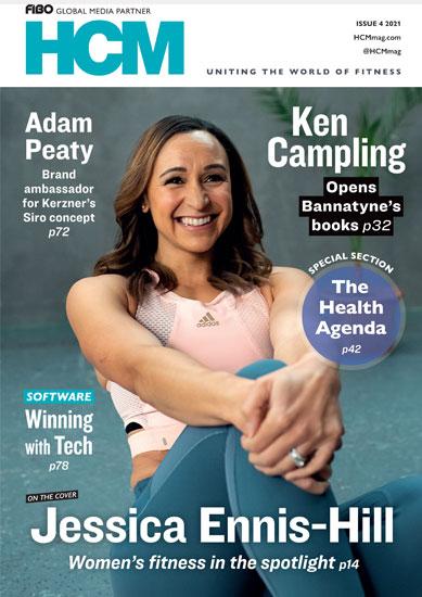 Health Club Management magazine 2021 issue 4