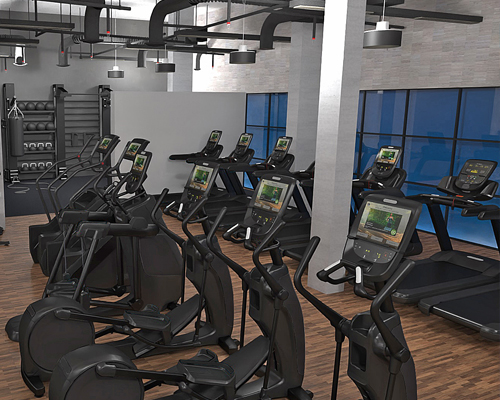 Precor: The power of networking