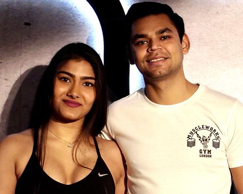 Mahrya Abdulla & Shahnaan Moosa