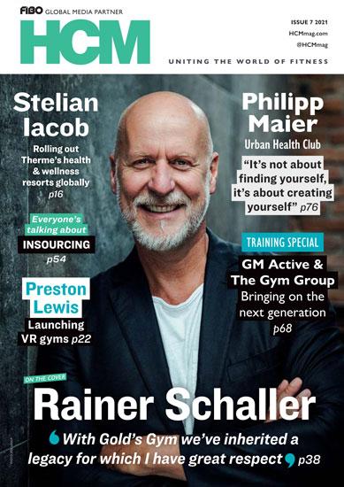 Health Club Management magazine 2021 issue 7