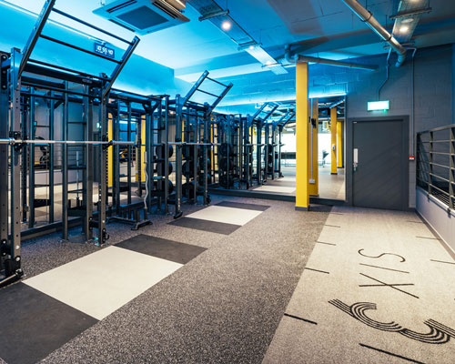 Flooring: The foundation of every fitness experience