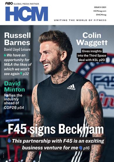 Health Club Management magazine 2021 issue 8