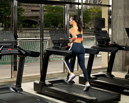 Life Fitness launches Integrity SL console