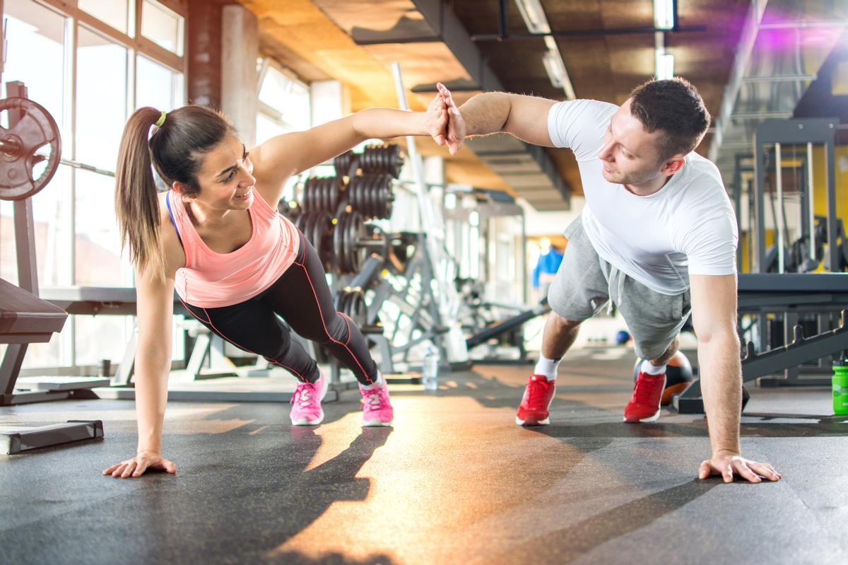 The agreement will provide the best fitness equipment for Énergie Fitness Iberia clubs, plus up to three studio categories / Shutterstock / Bojan Milinkov