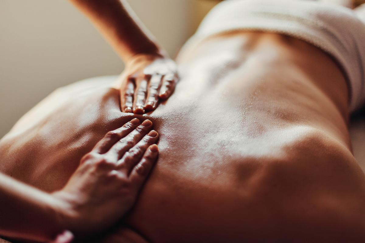 Massage was reported as the most in-demand treatment from survey respondents / Shutterstock/baranq