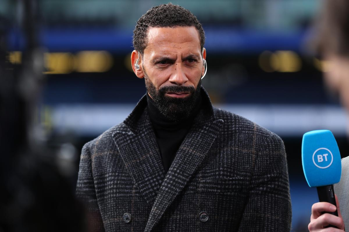 Rio Ferdinand has become a non-executive director for The Gym Group / Shutterstock/Stefan Constantin 22
