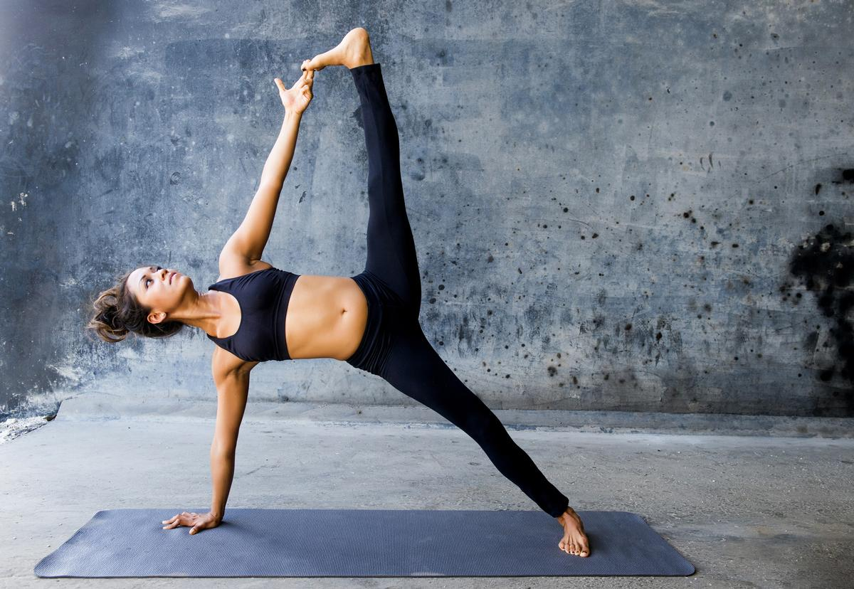 Courses cater to all abilities, offering options both for first-time yoga practitioners and experienced teacher trainers / Shutterstock/Luna Vandoorne