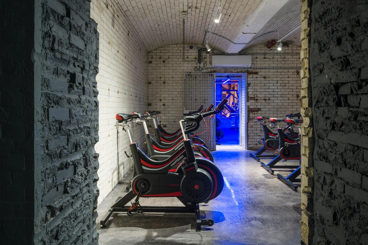 Gymbox's project teams will create the at-home fitness spaces in line with the operator's unique brand concepts / Gymbox