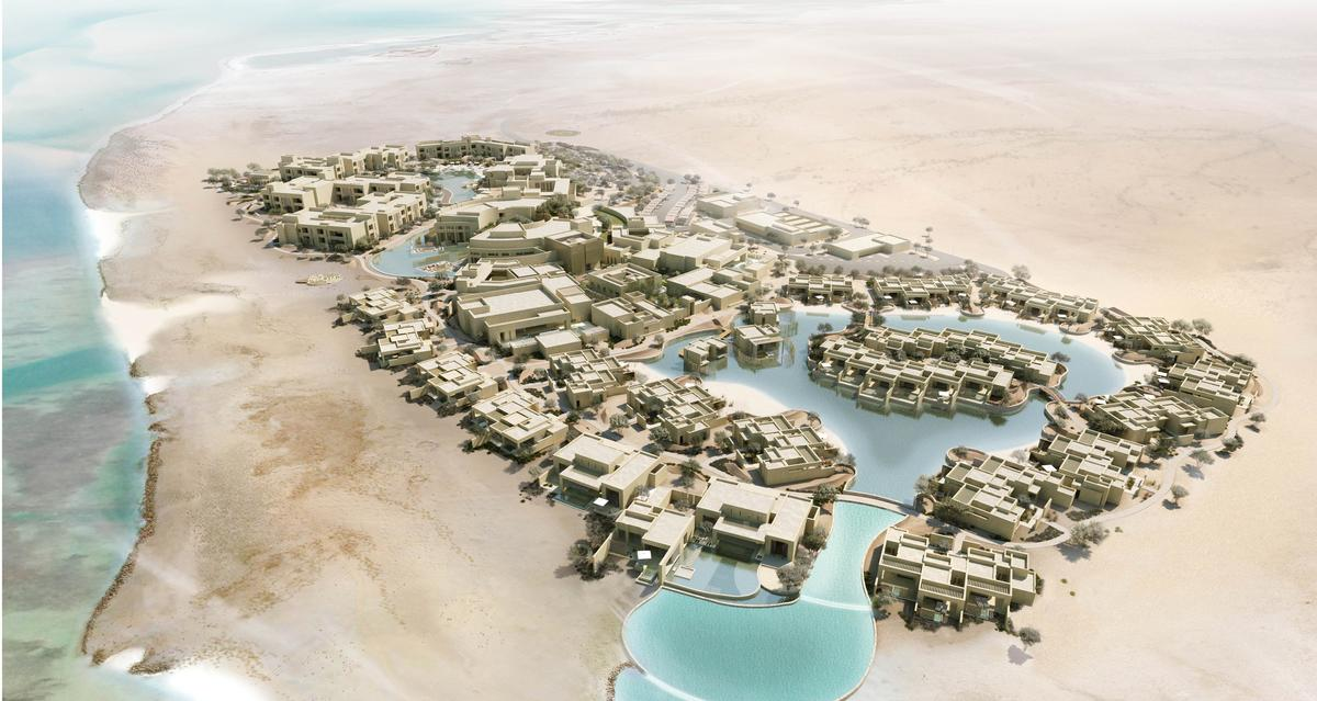 Zulal is claimed to become the largest wellness destination in Qatar, offering Traditional Arabic and Islamic Medicine