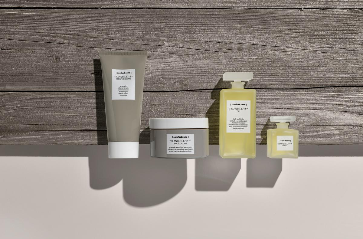 The talk will be linked to the company's Tranquillity range