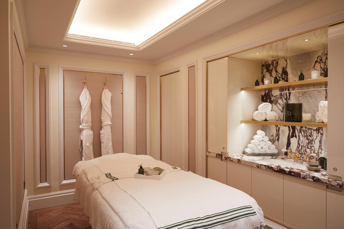 The hotel's private spa suite / The Cadogan, A Belmond Hotel, London