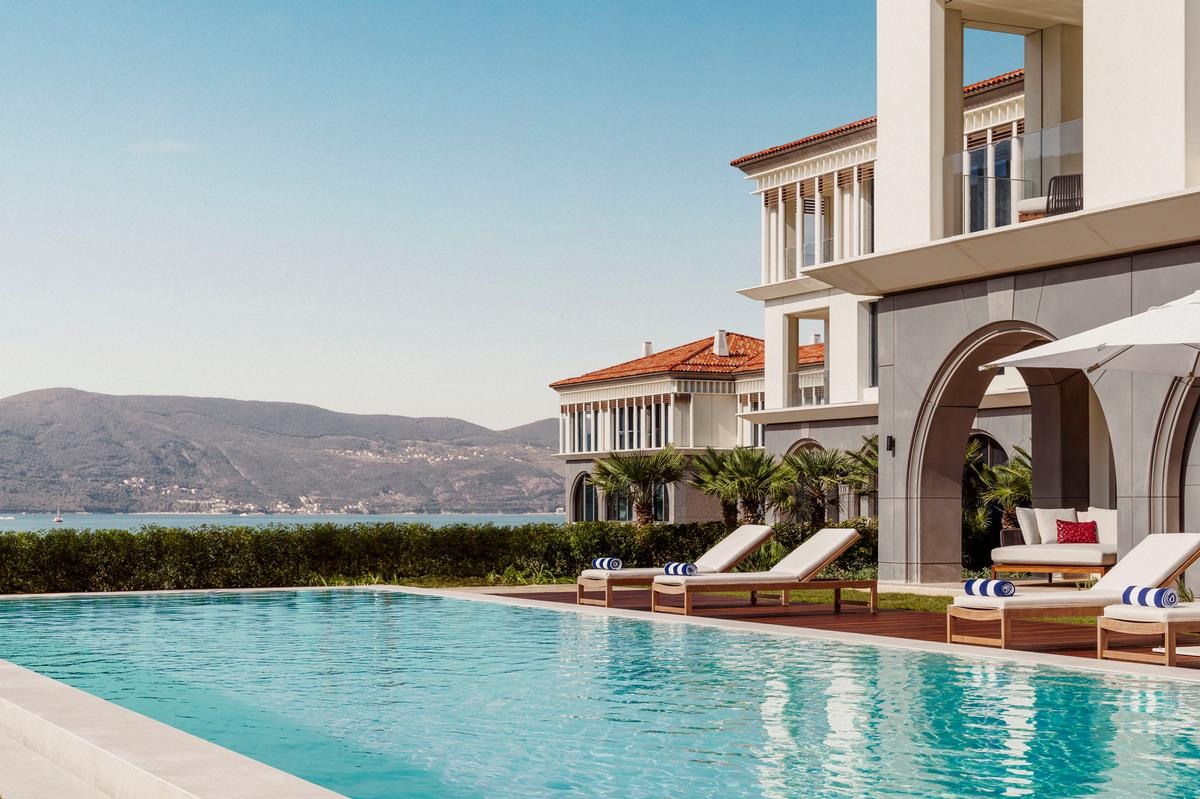Turkey-based international spa design and build company Promet was selected as spa and pool contractor by One&Only, and has helped bring the destination to life