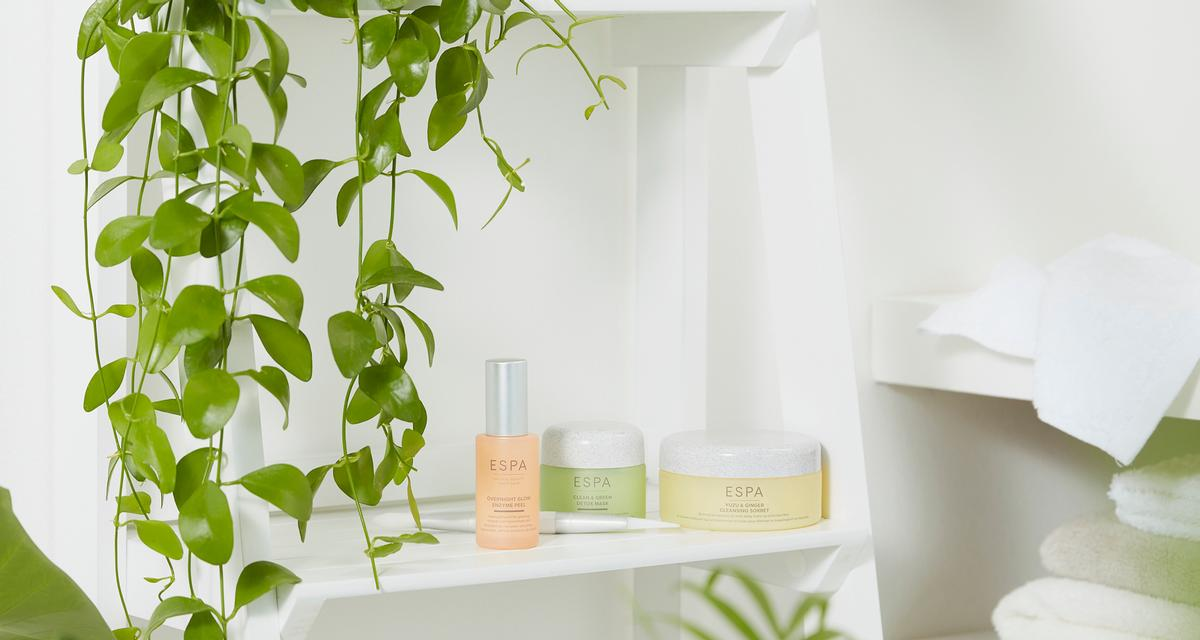 ESPA has developed three new products as part of the launch