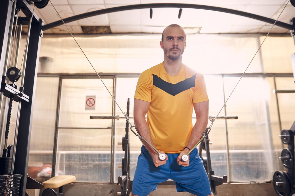 Gyms in Scotland are set to open on 26 April / Shutterstock/HD92