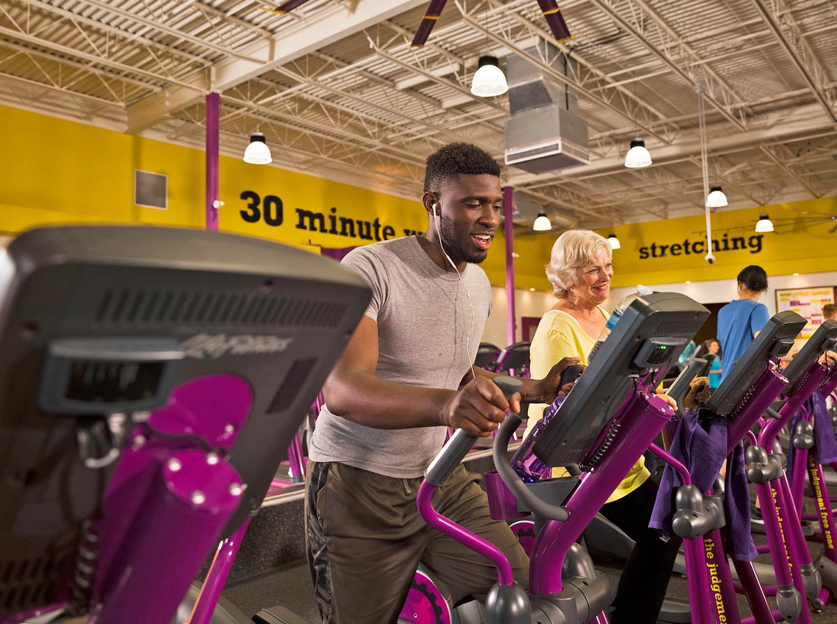 Planet Fitness has seen seen net member growth during the early weeks of 2021 / Planet Fitness