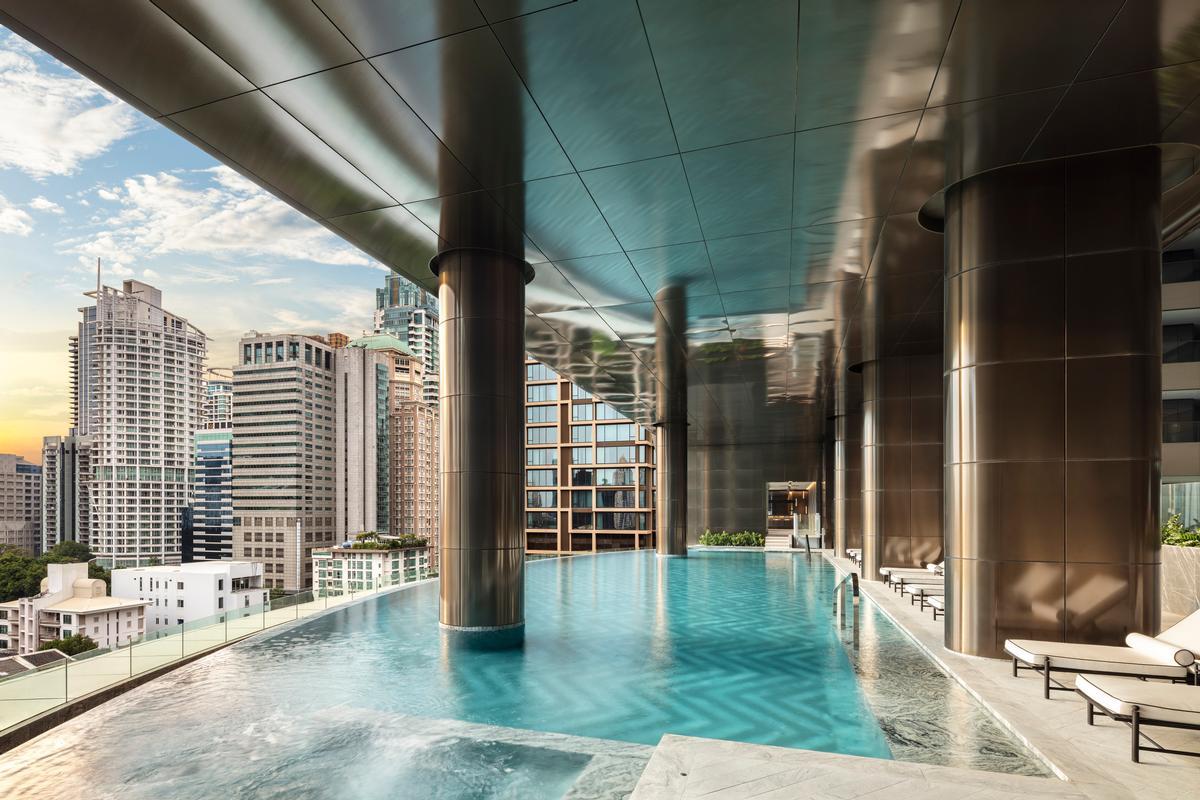 The company opened Sindhorn Wellness by Resense in Bangkok recently / Kempinski/Resense Spa