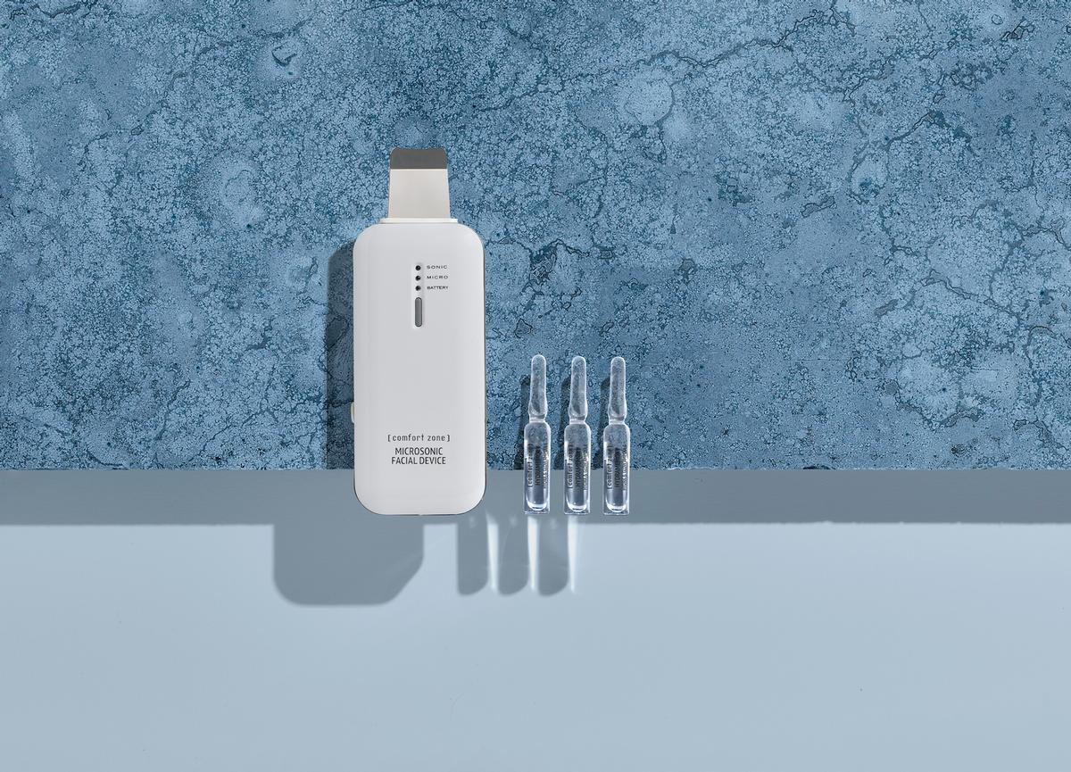 Ingredients for both ampoules are over 94 per cent natural