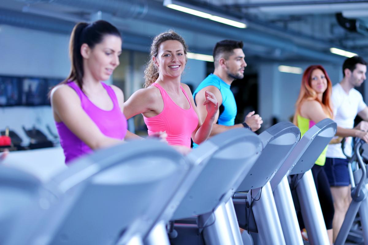 92.6 per cent of respondents said they expect the population to become fitter once gyms reopen / Shutterstock/dotshock
