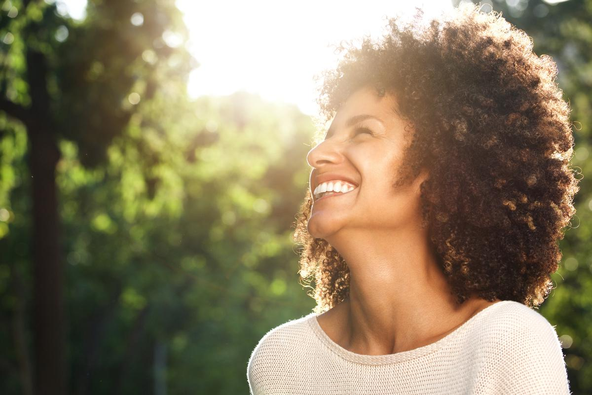 Davines Group partnered with the <i>World Happiness Report</i> in 2020 / Shutterstock/mimagephotography