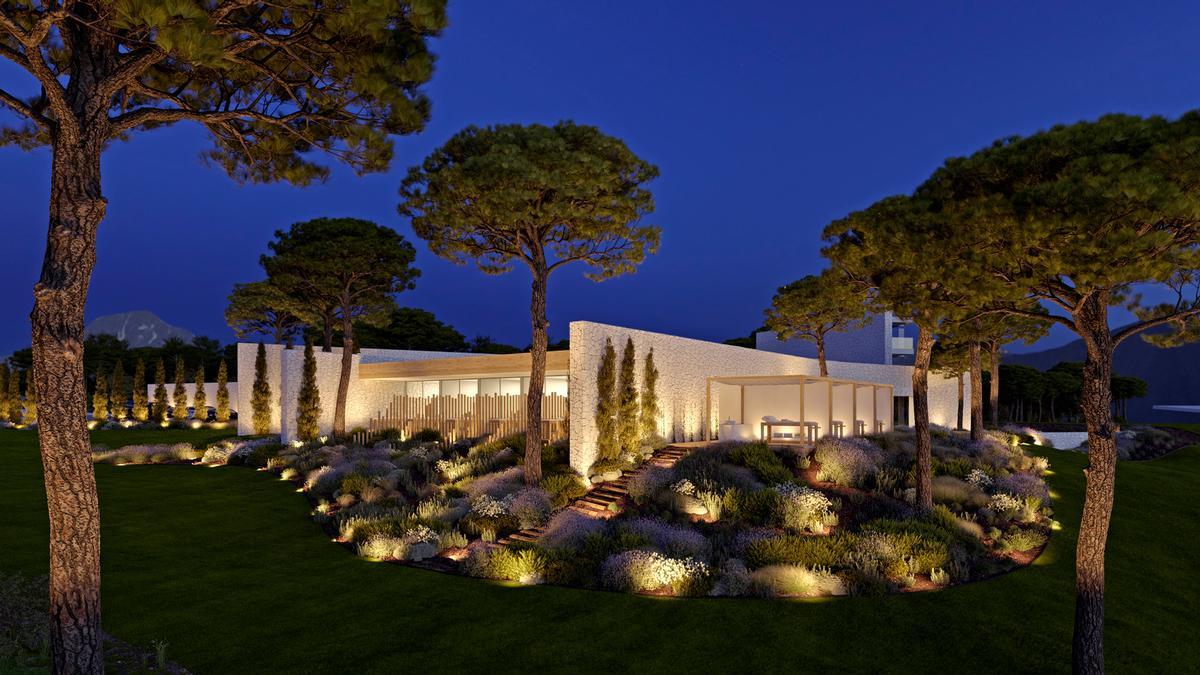 Lagula Arquitectes designs new wellness centre for PGA Catalunya golf resort in Spain