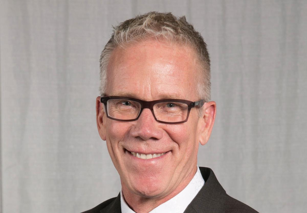 Michael Bruggeman, CEO of skincare brand OM4 Organic Male and haia (Happy As I Am)