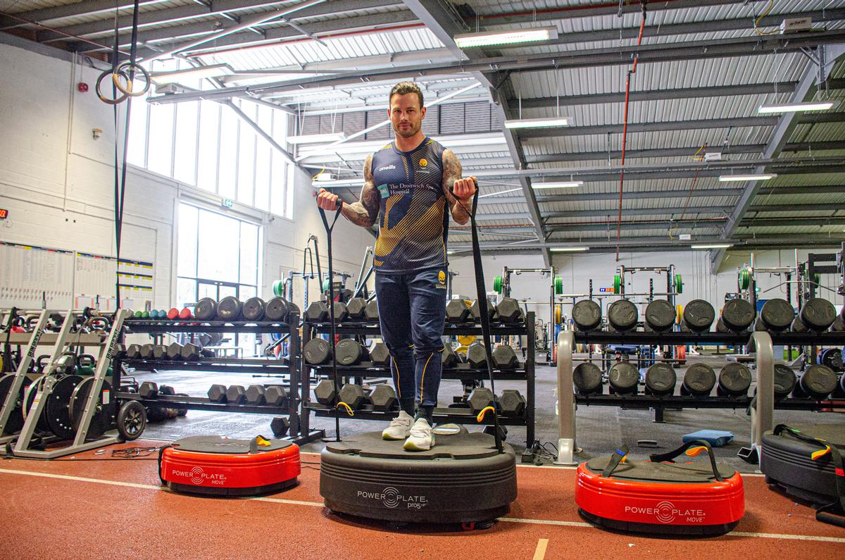 With applications for preparation, performance and recovery, the use of Power Plate can help club rugby players to be at the top of their game
