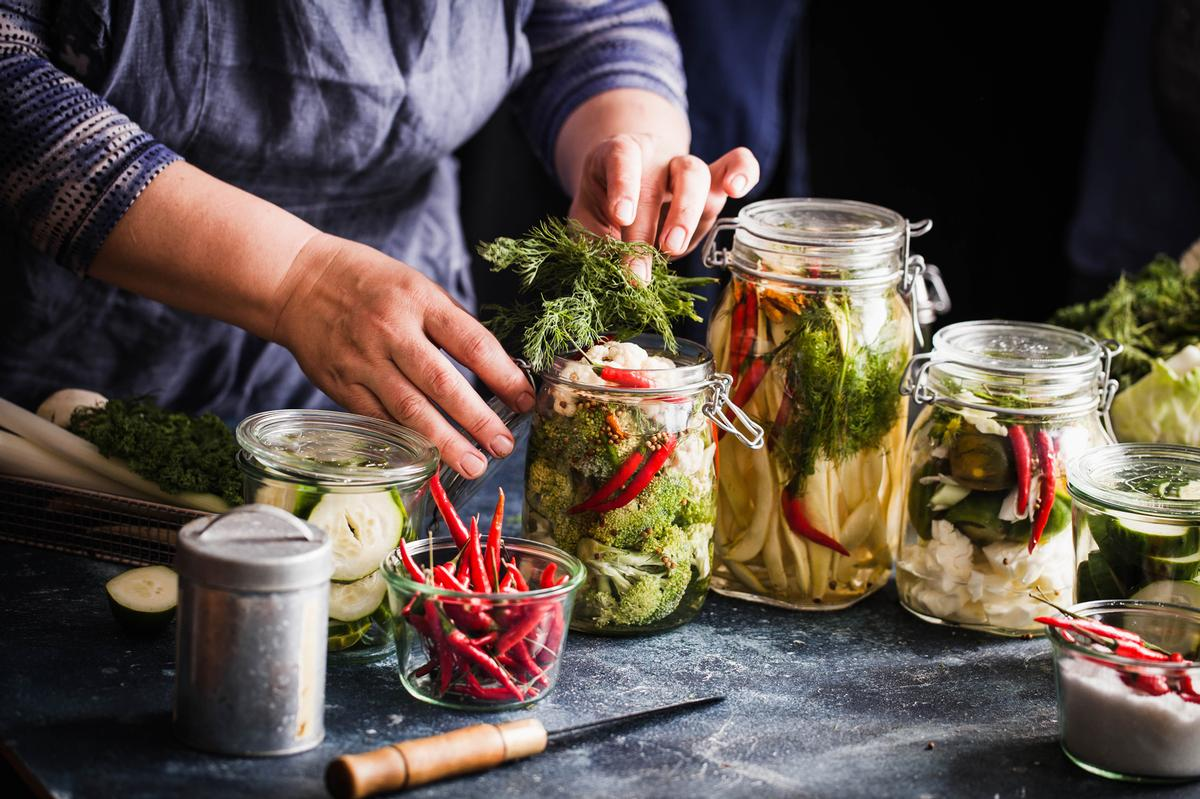 Nutrition is becoming an increasingly popular pillar of wellness as evidence continues to indicate the importance of a healthy balanced diet to overall wellbeing and health / Shutterstock/casanisa