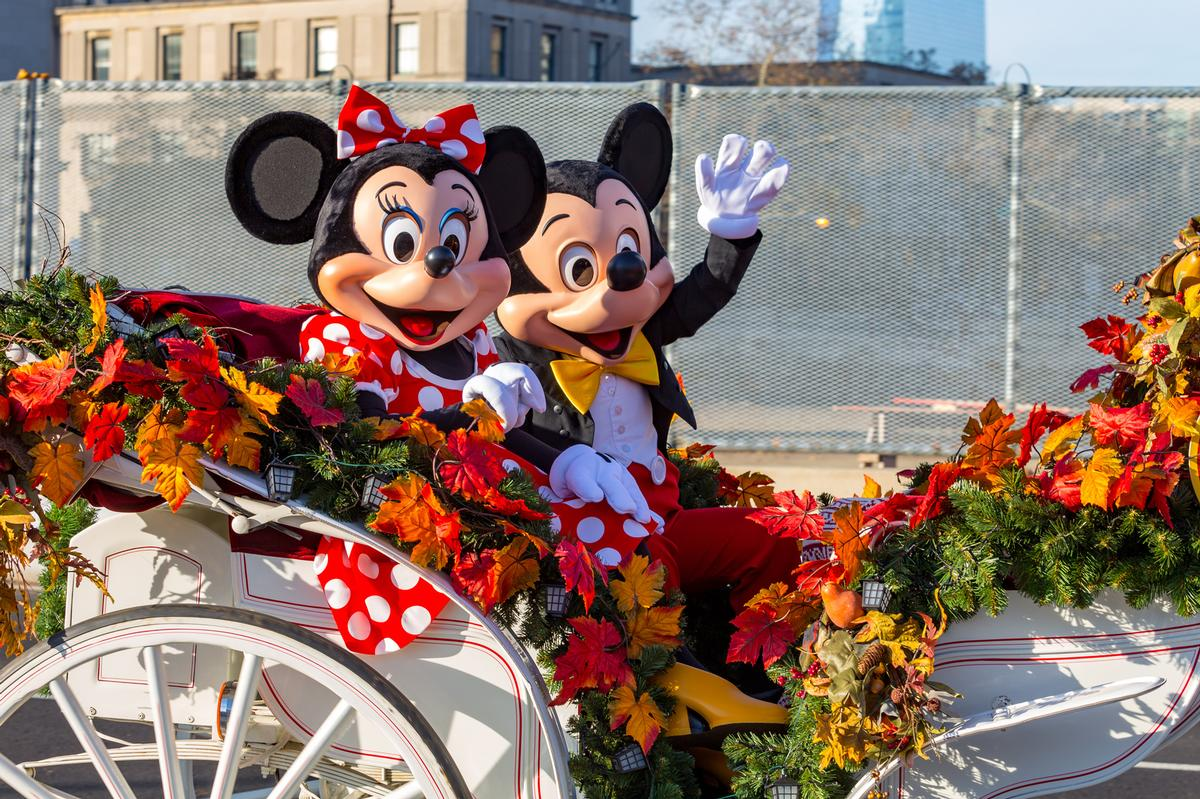 Inclusion has been identified as the fifth 'key' to Disney's famous set of values which have guided guest services for more than 65 years / Shutterstock/George Sheldon