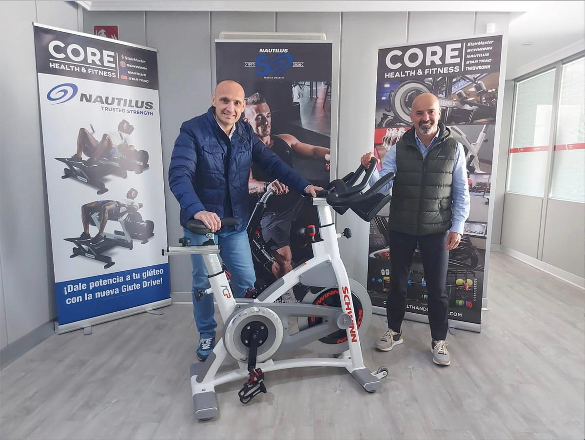 Under the terms of the agreement, Oss Fitness will now exclusively distribute the products from Core's full product portfolio