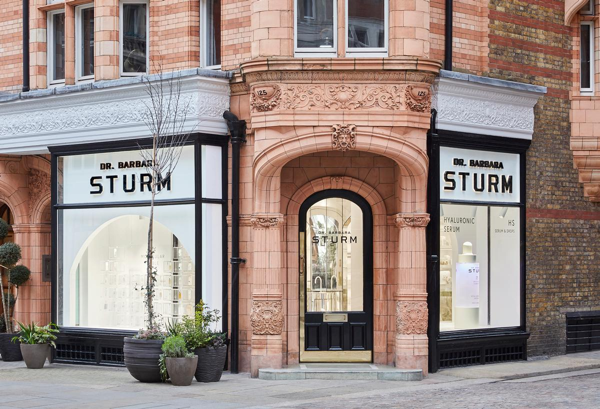 The new destination joins Sturm's two other existing locations in Los Angeles and Düsseldorf / Katrina Lawson Johnston