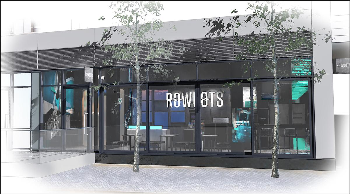 Set to open on 17 May, the studio will be located at Broadgate Quarter / Rowbots