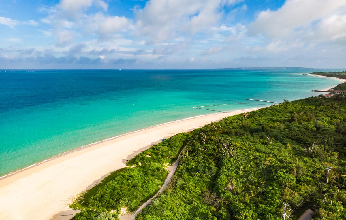 The remote Okinawan archipelago is famed for its natural beauty and pristine beaches / Shutterstock/okimo