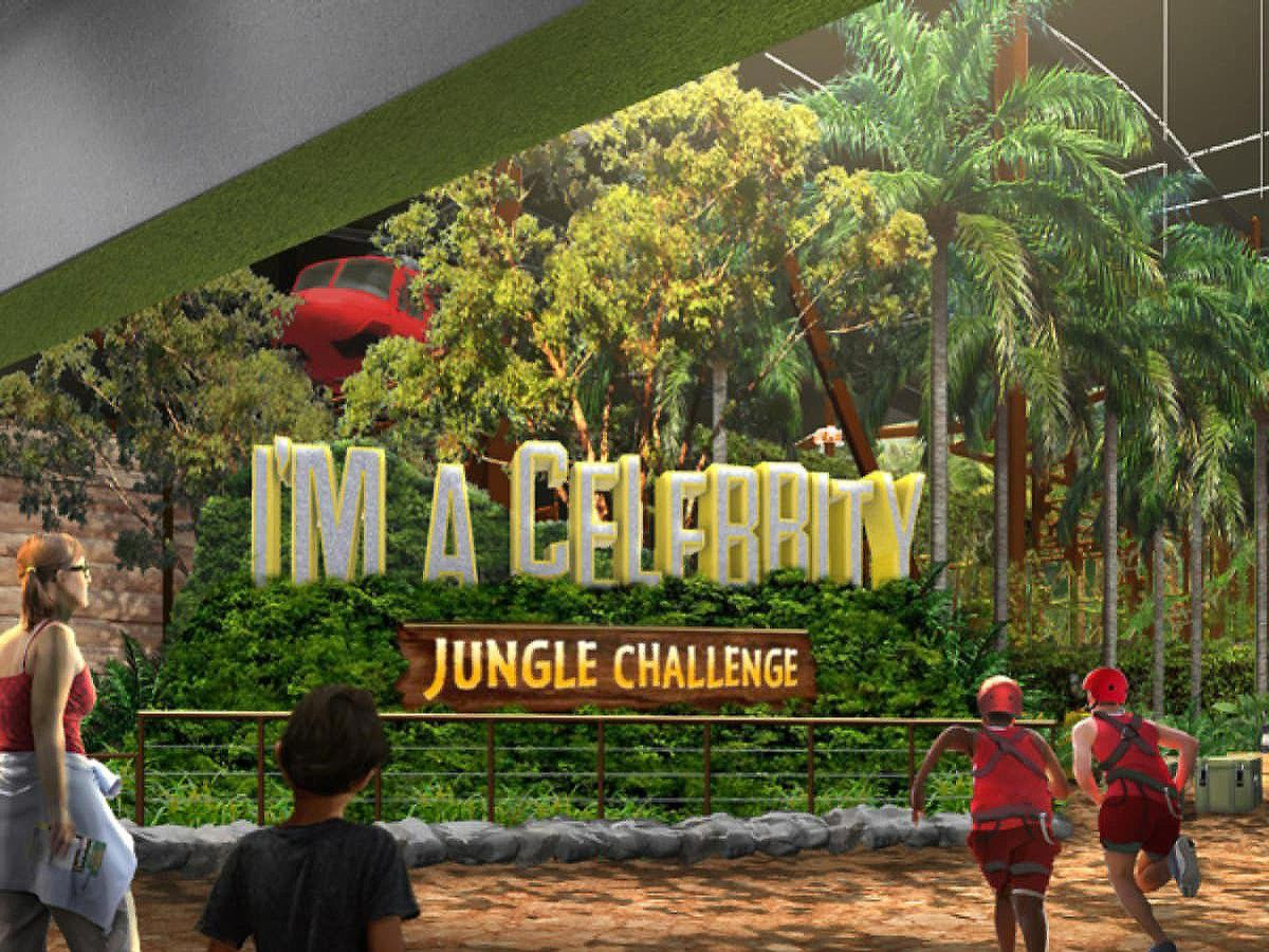 The indoor park will be marketed as a 'multi-sensory adrenaline adventure' / ITV.com
