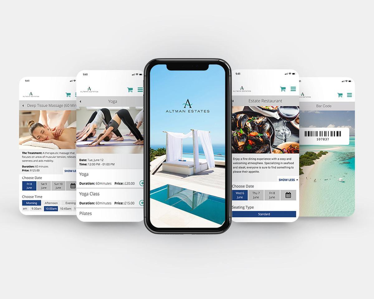 Both ResortSuite's online booking engine and Mobile property-branded app allow properties to provide guests with the personalisation capabilities they now expect